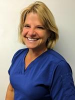 Kim, hygienist at Mascoma Dental Associates